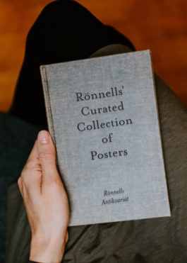 Buy a poster and support Rönnells Antikvariat