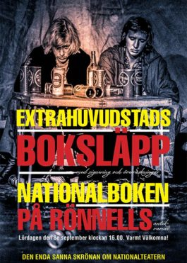 Nationalboken – release