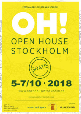 Open House Stockholm
