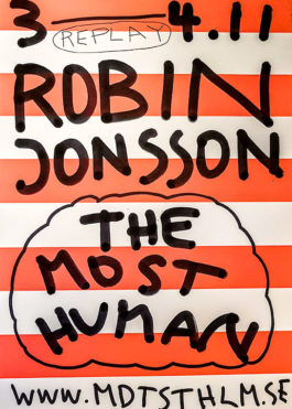 Robin Jonsson – The most human