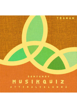 Tranan's Music Quiz Nov 25