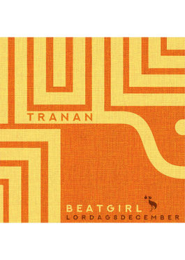 Dj BeatGirl at Tranans bar