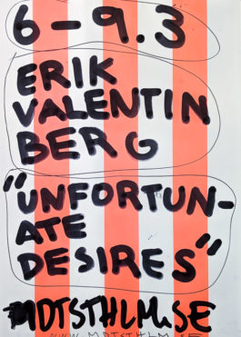 Erik Valentin Berg – Unfortunate Desires