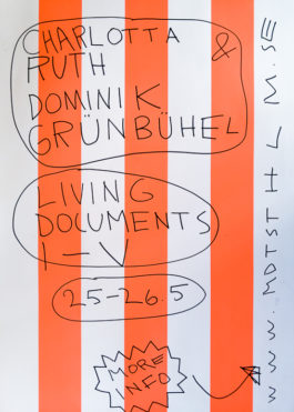 Charlotta Ruth, Dominik Grünbühel – Living Documents I-V