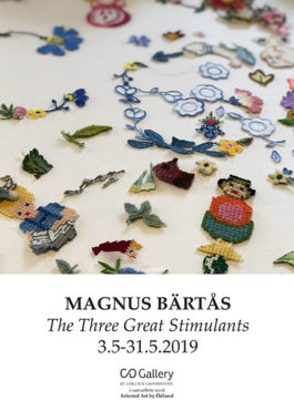 Magnus Bärtås – The Three Great Stimulants
