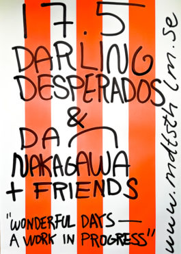 Darling Desperados & Dan Nakagawa – Wonderful Days