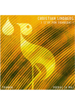 DJ Christian Lindberg (12″ of Fun Shanghai)